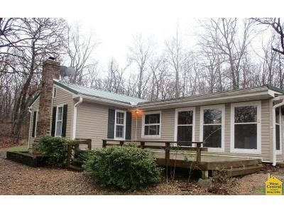 2 Bed 2 Bath Foreclosure Property in Weaubleau, MO 65774 - Burton Dr