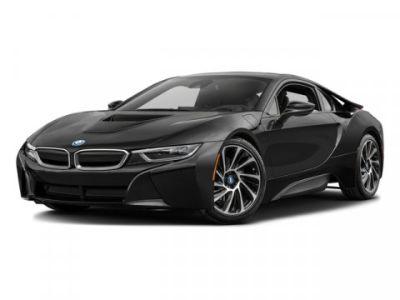 2017 BMW i8 (FROST BLACK)