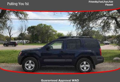 Used 2008 Nissan Xterra for sale