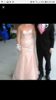 Couple of prom dress
