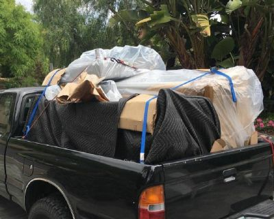 Clay moving service