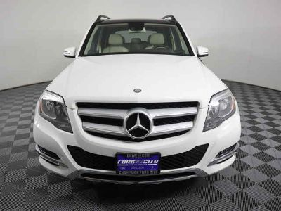 Used 2014 Mercedes-Benz GLK-Class 4MATIC 4dr