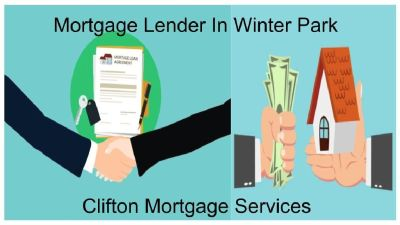 Are You Searching Mortgage Lender In Winter Park? | Clifton Mortgage