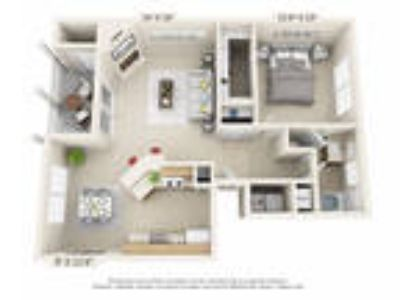 Trails of Saddlebrook - One BR, One BA (3rd Floor Balcony/Fireplace)
