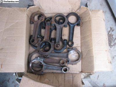 36 horsepower connecting rods