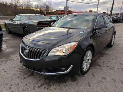 Used 2014 Buick Regal 4dr Sdn FWD