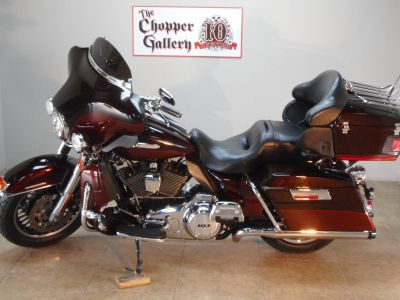 2011 Harley-Davidson Electra Glide Ultra Limited Touring Motorcycles Temecula, CA