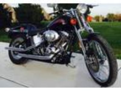 2001 Harley-Davidson FXSTS-Springer-Softail Cruiser in Muskego, WI