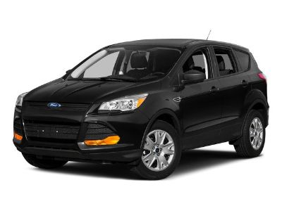 2015 Ford Escape SE (Not Given)