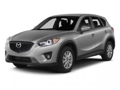 2015 Mazda CX-5 Grand Touring (Blue Reflex Mica)