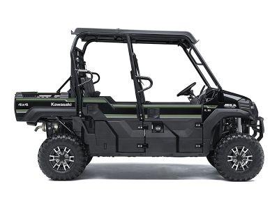 2017 Kawasaki Mule PRO-FXT EPS LE Side x Side Utility Vehicles Littleton, NH