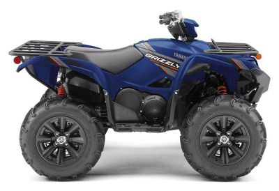 2019 Yamaha Grizzly EPS SE ATV Utility North Mankato, MN