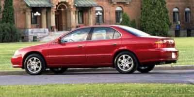 2000 Acura TL 3.2 (Satin Silver Metallic)