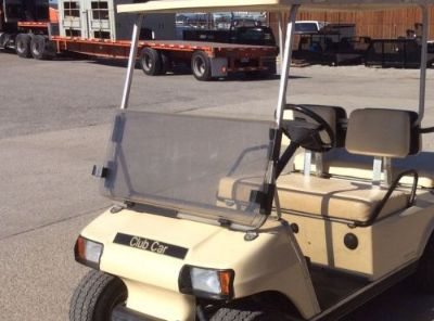 Purchase Golf Cart Clear SALE windshield Club Car DS 1982-1999 FREE SHIPPING 48 states motorcycle in Evansville, Indiana, United States, for US $86.99