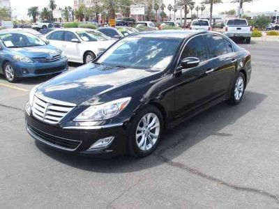 Used 2013 Hyundai Genesis for sale