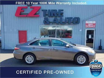 Certified Pre-Owned 2016 Toyota Camry for sale