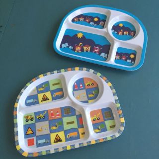Children's Plates (never used)