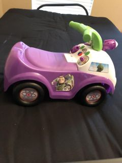 Toy Story Scoot and Ride Toddler Toy