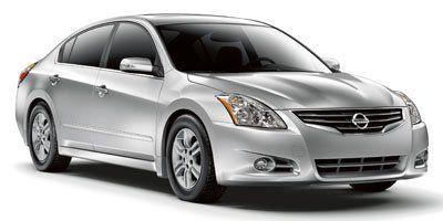 2010 Nissan Altima 2.5 (Super Black)