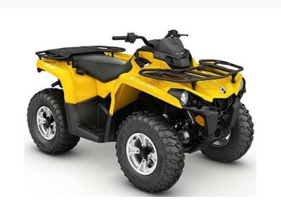 2017 Can-Am Outlander DPS 450 Utility ATVs Louisville, TN