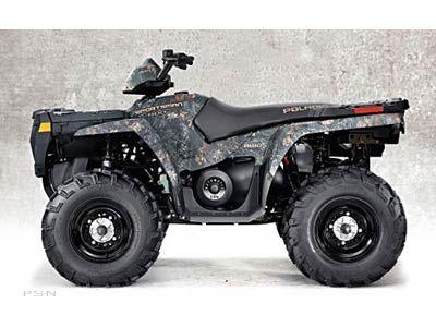 2007 Polaris Sportsman 800 EFI Utility ATVs Mukwonago, WI