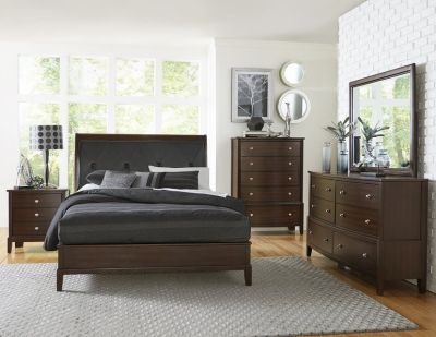 """UPSCALE NEW """"HILLS"""" COLLECTION QUEEN BED SET"""