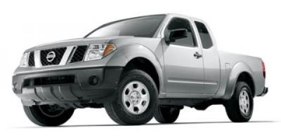 2007 Nissan Frontier XE (Radiant Silver)