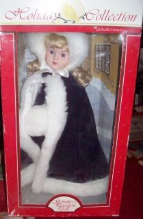 Collection Porcelain Doll