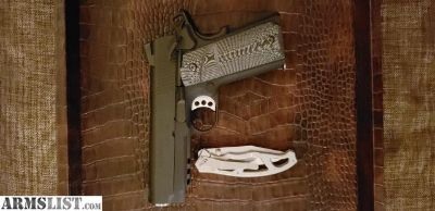For Sale: Springfield Armory 1911 Ultra Champion Operator. 45acp