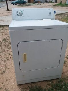 Whirpool Gas Dryer