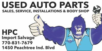 Automotive Body Repair Shop Auto Technician (ALL SKILL LEVELS)