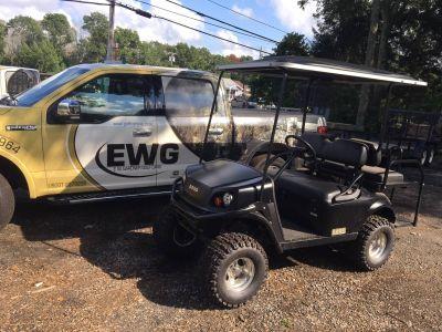 2018 E-Z-Go Express S4 Gas Golf Golf Carts Exeter, RI