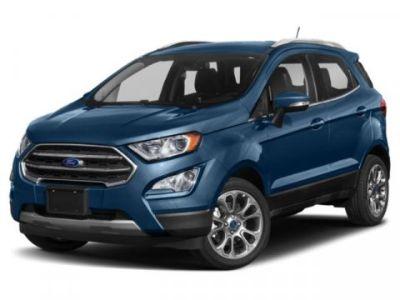 2018 Ford EcoSport Titanium (White Plat)