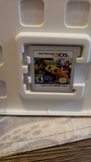 Nintendo 3DS pac man and the ghostly adventures 2 game