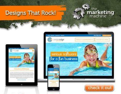 Website Design Team In Raleigh NC - The Marketing Machine