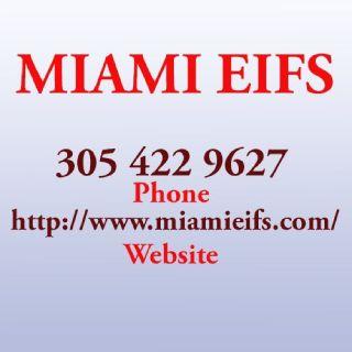 MIAMI EIFS