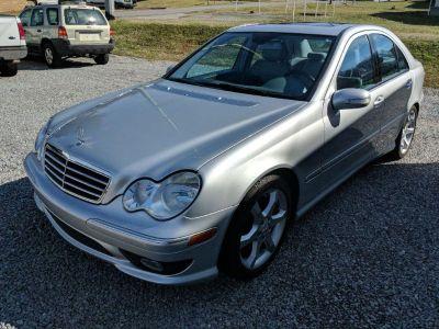 2007 Mercedes-Benz C-Class C230 (Silver)