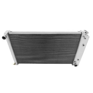 Purchase 1968-1977 Chevy El Camino CC161 Champion Cooling Three Row Aluminum Radiator motorcycle in Riverside, California, United States, for US $223.99