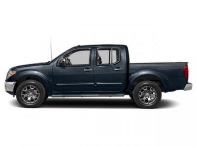 2019 Nissan Frontier SE V6 (Arctic Blue Metallic)