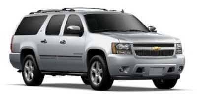 2010 Chevrolet Suburban LTZ 1500 (Blue Granite Metallic)