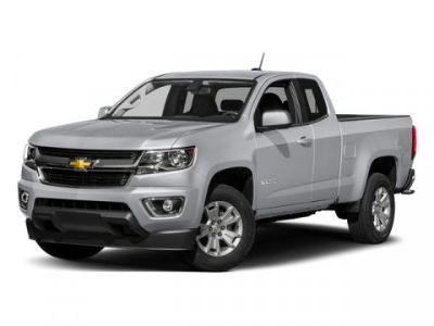 2018 Chevrolet Colorado 4WD LT (Deepwood Green Metallic)