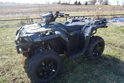 2019 Polaris Sportsman 850 SP Premium ATV Utility Kansas City, KS