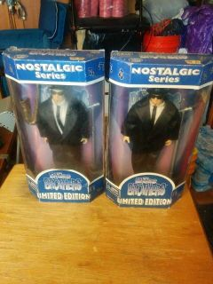 The Blues Brothers Doll's new never used