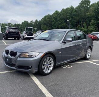 2011 BMW MDX 328i (Gray)