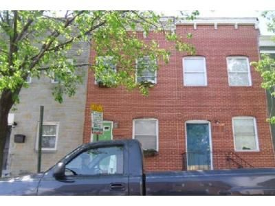 2 Bed 1 Bath Foreclosure Property in Baltimore, MD 21230 - W Hamburg St