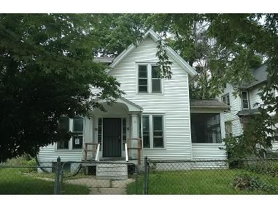 3 Bed 1 Bath Foreclosure Property in Rockford, IL 61103 - N Church St