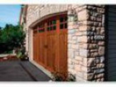 We Install Garage Doors