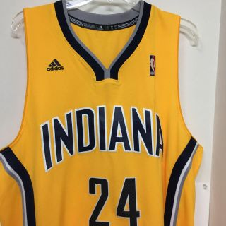Paul George Indiana Pacers Jersey Sz LG