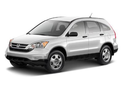 2011 Honda CR-V LX (Green)