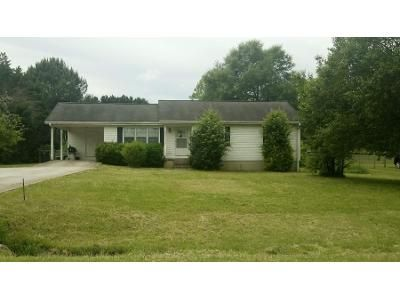 3 Bath Preforeclosure Property in Colbert, GA 30628 - Foote Mcclellan Rd